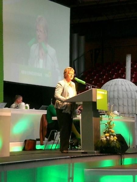Landesparteitag 2011 in Emsdetten