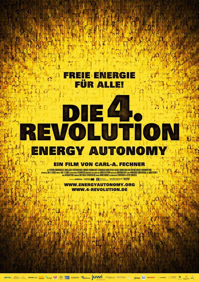 Die vierte Revolution