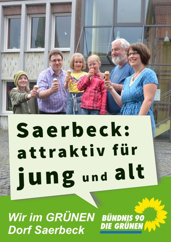 Unsere Plakate zur Kommunalwahl 2014